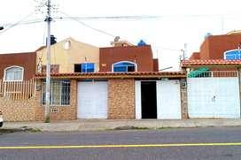 Casa en el sector de American Park, frente al estadio Neptali Barona