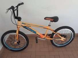 Bicicleta para niños, estado 10/10