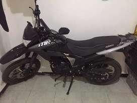 Vendo moto victory 150 enduro