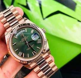 Rolex day date Rose