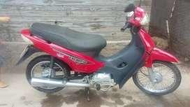 Vendo moto corven 110