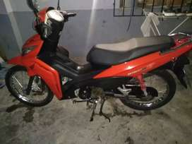 Vendo honda wave 2017