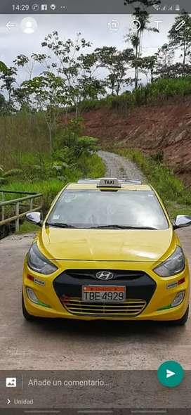 Taxi Hyundai