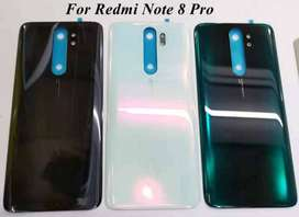 Tapa Posterior Xiaomi Note 8 Pro