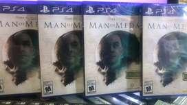DARK PICTURES MAN OF MEDAN PS4 SELLADO STOCK