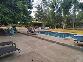 Functioning hotel located in very quiet area in Tamarindo surroundings w/7 units- for sale by owner