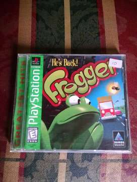 Frogger Classic PSX