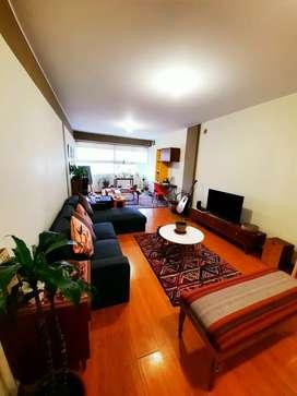 Vendo departamento en Miraflores - La Aurora