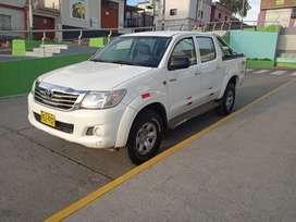 Camioneta Toyota Hilux 2013