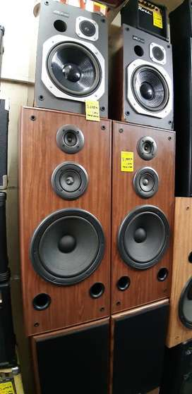 Bafles Technics Woofer 12 Pulgadas