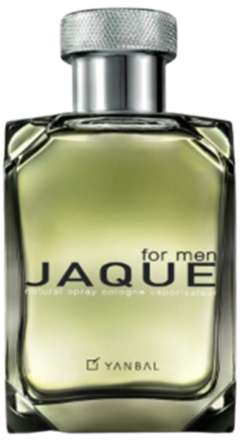 PERFUME JAQUE COLOGNE FOR MEN YANBAL