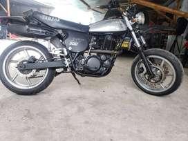 XT 500 clásica
