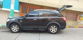 Chevrolet Captiva 7 puestos