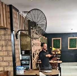 Ventiladores industriales Tipo Turbina De 30pulgadas  de pared. Ventas por mayor y menor
