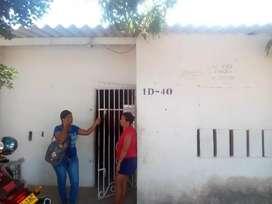 Venta de casa 6x12 con servicios públicos bien ubicada