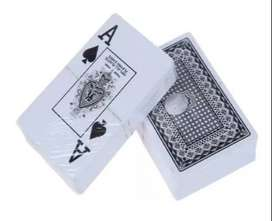Baraja Cartas Juego Poker Royal Plastificadas Lavable
