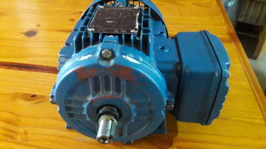 Motor trifasico WEG 0.5 Hp 2770 Rpm 0