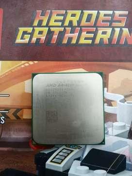 Vendo procesador amd a44000 y intel dualcore. E5400