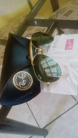 Lentes RAY-BAN AVIATOR UV