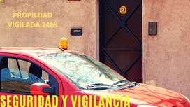 Servicio SEGURIDAD/ VIGILANCIA: Barrios, terrenos,etc.