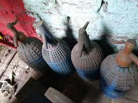 4 Sifones antiguos