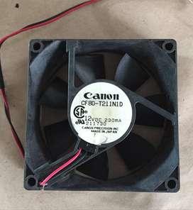 Ventilador CANON CF80-T211N1D 12 V
