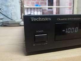 technics sintonizador