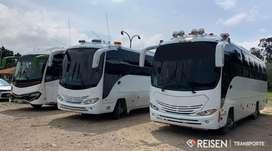 Servicio transporte empresarial Bogota y alrededores