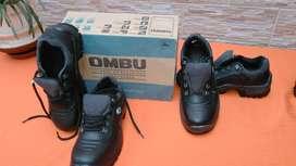 Vendo zapatos de seguridad sin uso nuevos !!!!
