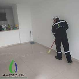 Limpieza locativa de apartamentos