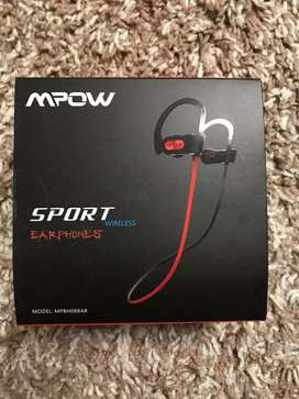 Audífonos MPOW Sports Bluetooth