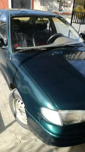 Auto magnífico