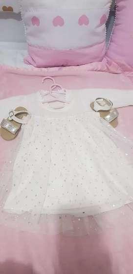 Vendo vestido  Baby Gap