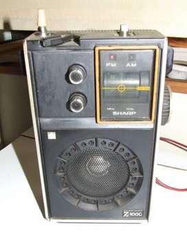 Radio sharp Z 1000
