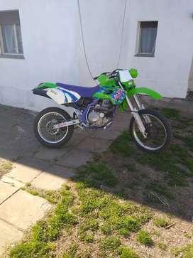 Kawasaki klx 650R A1 1993