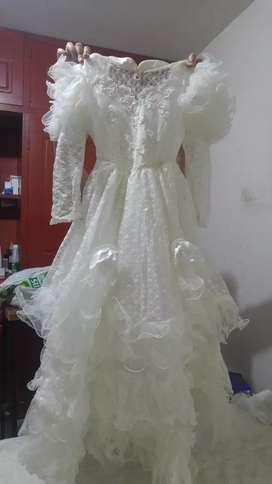 Se vende vestido de primera comunion