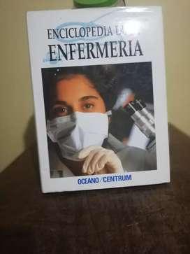 E ciclopedia de la enfermería 6 tomos