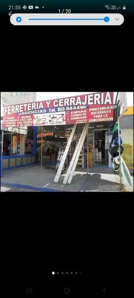 FERRETERIA Y CERRAJERIA