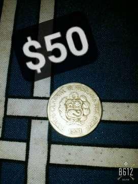 Moneda del peru 1991