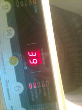 Lavadora Mabe 15 libras