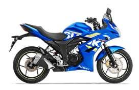 Moto Suzuki Gixxer GSX150SF