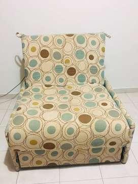 Sofá cama de 1 plaza