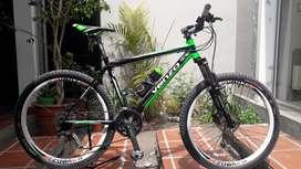 Bici Venzo MX6- Impecable