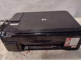 Impresora Hp photosmart c4480 (Solo para repuesto o para buen service)