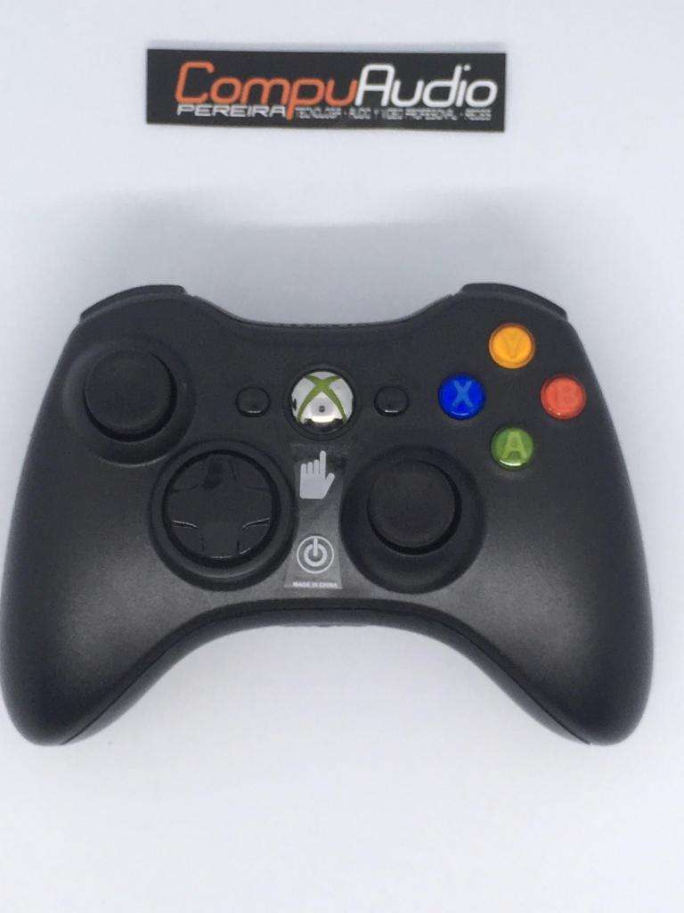 Control Inalambrico para XBOX 360 0