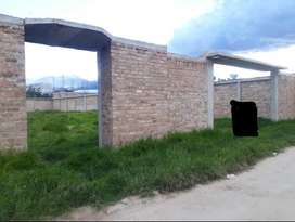 VENTA DE TERRENO CAJAMARCA 850 m²