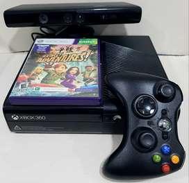 Xbox 360 Slim + Kinect