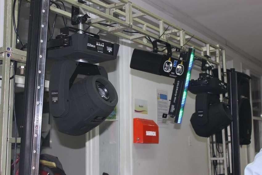 Alquiler de luces y sonido para fiestas y eventos 0