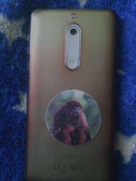 Nokia 5 cambió