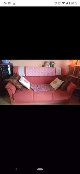 Vendo juego de sofá